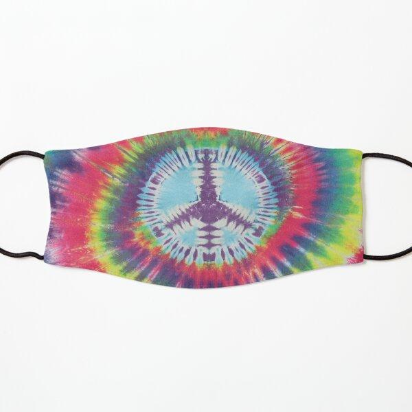 Peace Sign Tie Dye Kids Mask