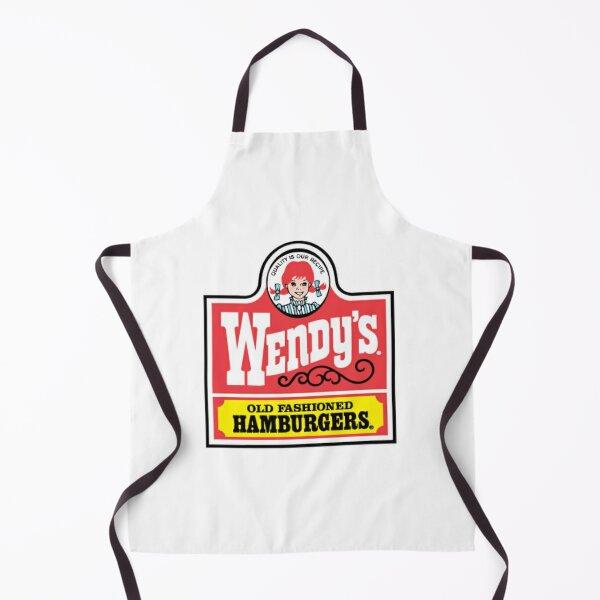 Wendy's retro  Apron