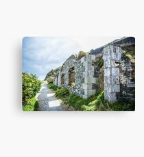 Stone Walls Canvas Print
