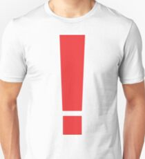 Metal Gear Solid - Exclamation Point! Unisex T-Shirt