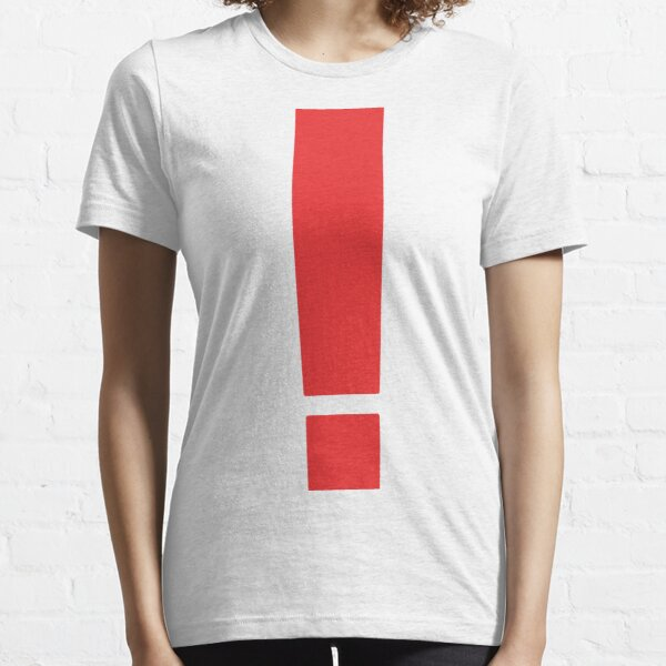 Metal Gear Solid - Exclamation Point! Essential T-Shirt