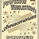 Awesomeness Powder by Bill Cournoyer
