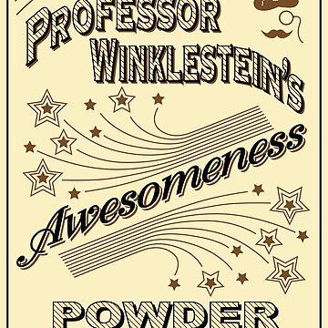 Awesomeness Powder by BillCournoyer