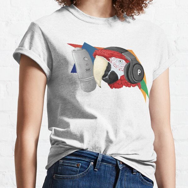 Pointless Parrot Classic T-Shirt