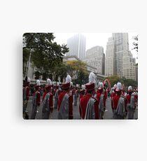 Lienzo Polish Day Parade, Fifth Avenue, New York City