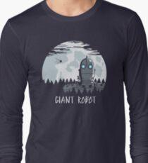Giant Robot Long Sleeve T-Shirt