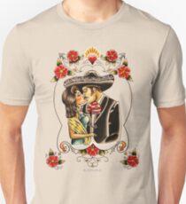Mexican Couple Unisex T-Shirt