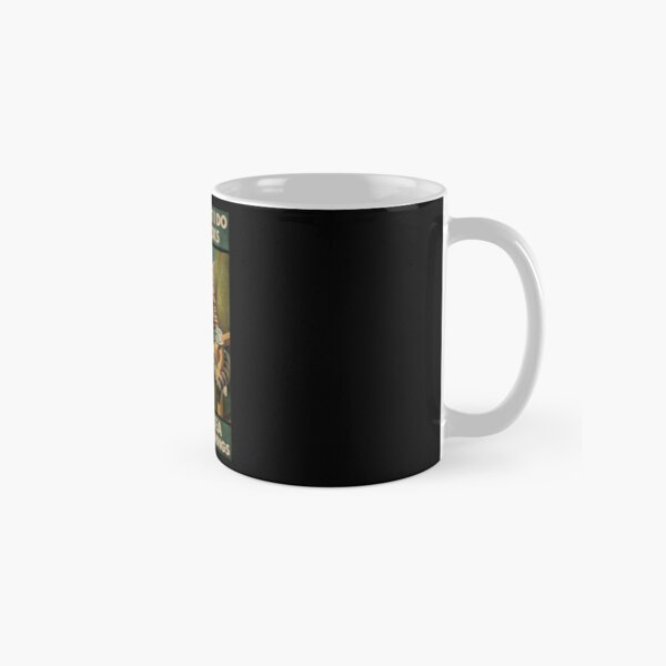 That's What I Do I Read Books i drink tea and i know things cat lover gifts Classic Mug