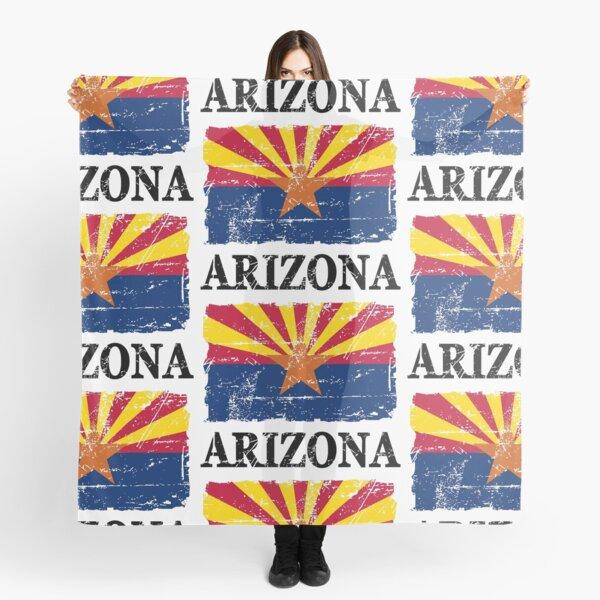 Flag of Arizona - Vintage Look Scarf