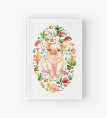Piglet Hardcover Journal