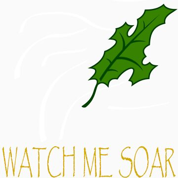 Watch Me Soar (With Text! oooo) by Scotty4815