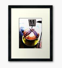 Elevenses  Framed Print