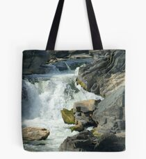 Narrow Falls Tote Bag