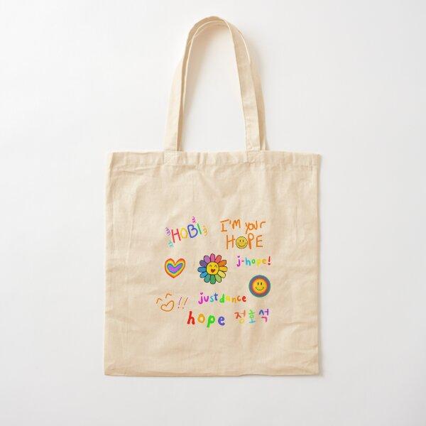 jhope rainbow Tote bag classique