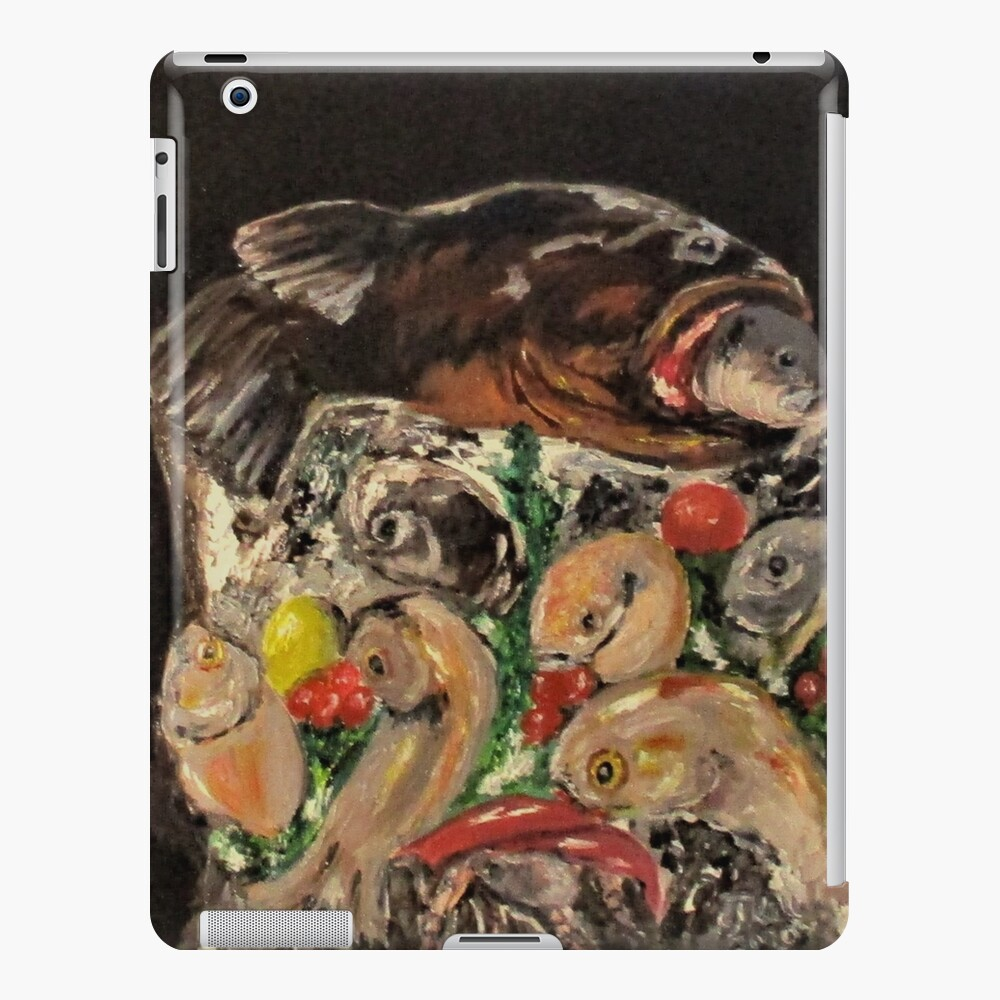 Catch of The Day iPad Case & Skin