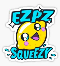 Ezpz Lemon Squeezy v2 Sticker