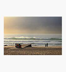 Morning Surf Photographic Print
