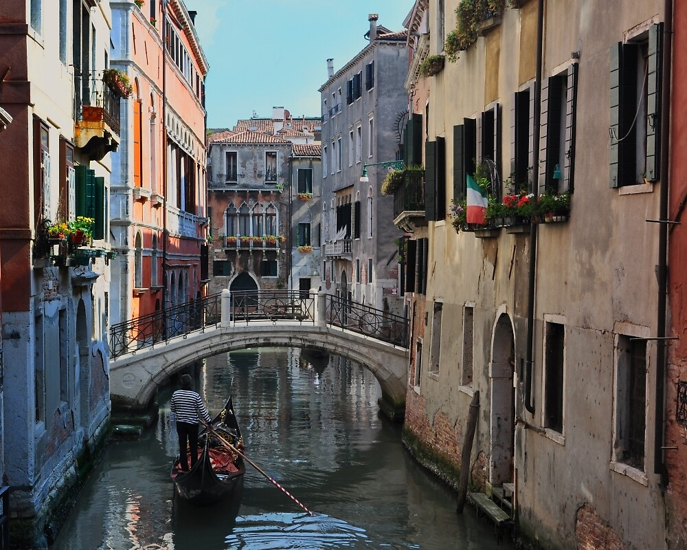 VeniceCanal by Thomas Barker-Detwiler