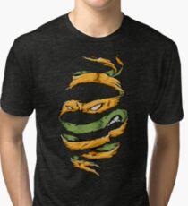 Orange Rind Tri-blend T-Shirt