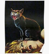 Black Cat - Killing of a Witch Poster