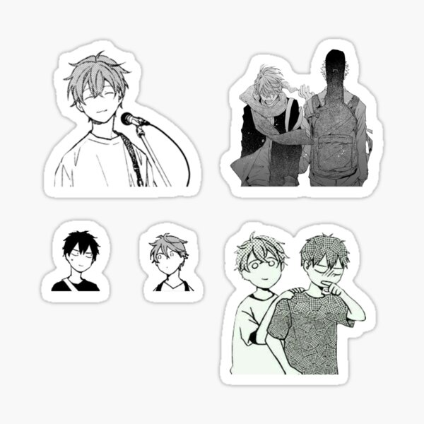 Given sticker Sticker