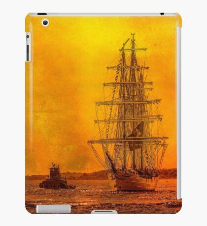 Morning of Glory  iPad Case/Skin