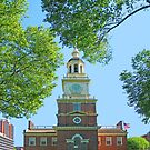 Independence Hall by Morris Klein