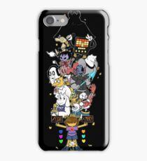 Undertale - FIGHT or MERCY ULTIMATE - HIGH QUALITY iPhone Case/Skin