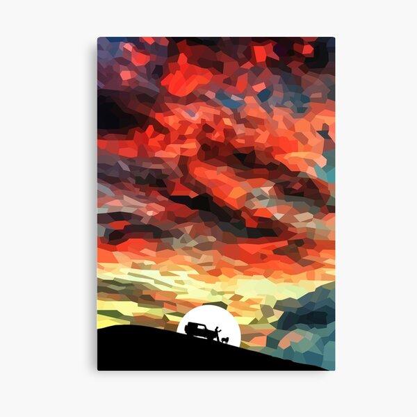 Suzuki Jimny Canvas Print