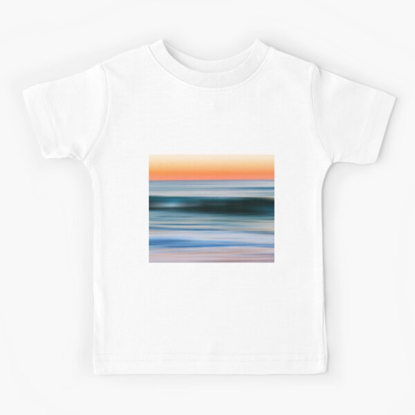 A blur of a day Kids T-Shirt