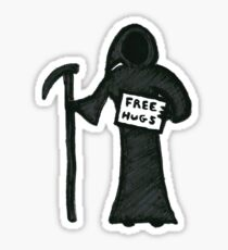 Free Hugs... Sticker