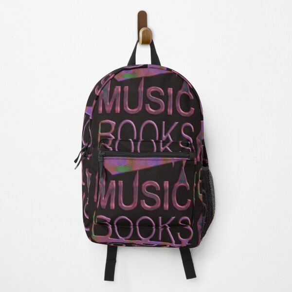 BOOKS & MUSIC Backpack
