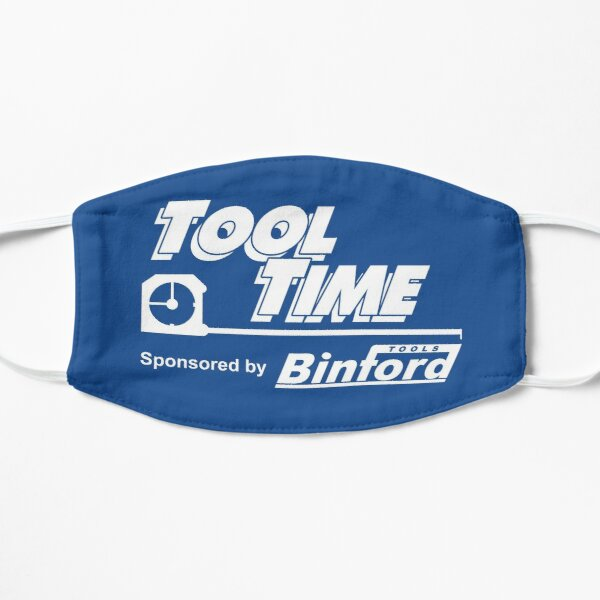 Tool Time sponsored by Binford Tools Flat Mask