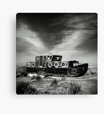 Blakeney Scape Canvas Print