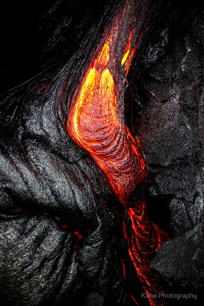 Lava 2 by Kana Photography