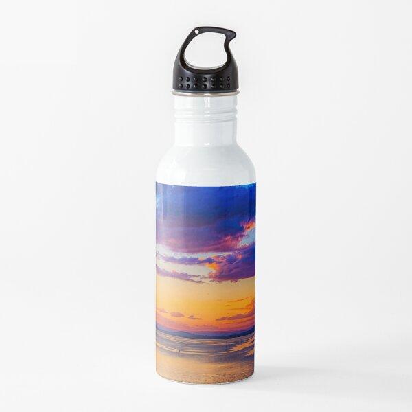 Bright sunset Water Bottle