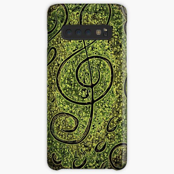 Music Note Samsung Galaxy Snap Case