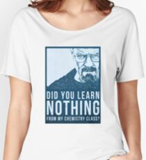Breaking Bad - Nice T-Shirt Women's Relaxed Fit T-Shirt