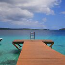 Blue Paradise by ChrisCoombes