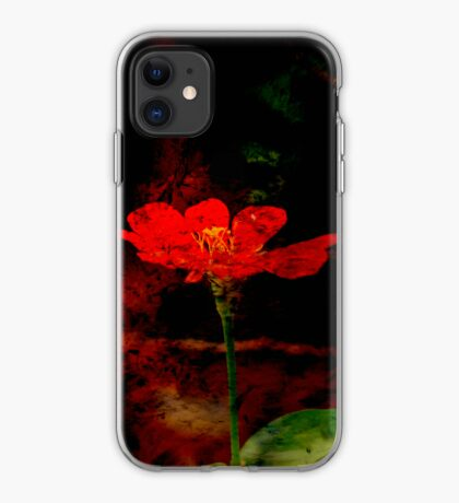 Flower Of Hope iPhone Case
