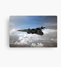 Vulcan Airborne Canvas Print