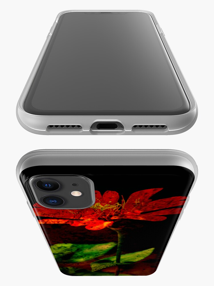Alternate view of Mystic Flower iPhone Case & Cover