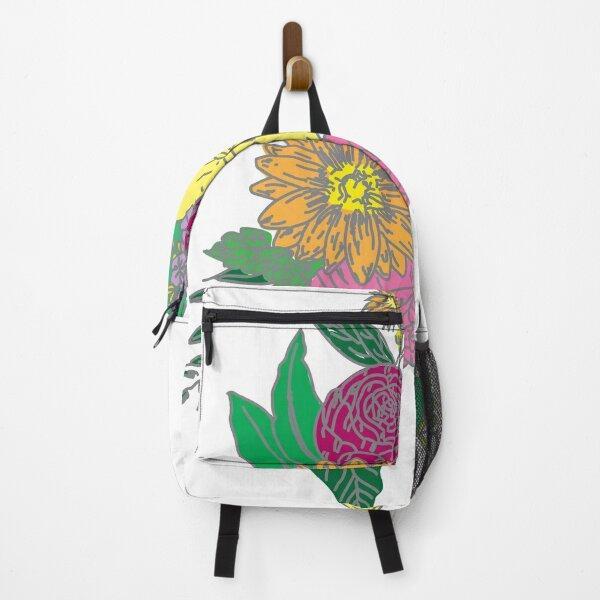 Flower Bunch Backpack