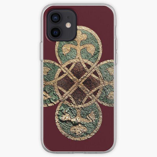 Byzantine Cross iPhone Soft Case