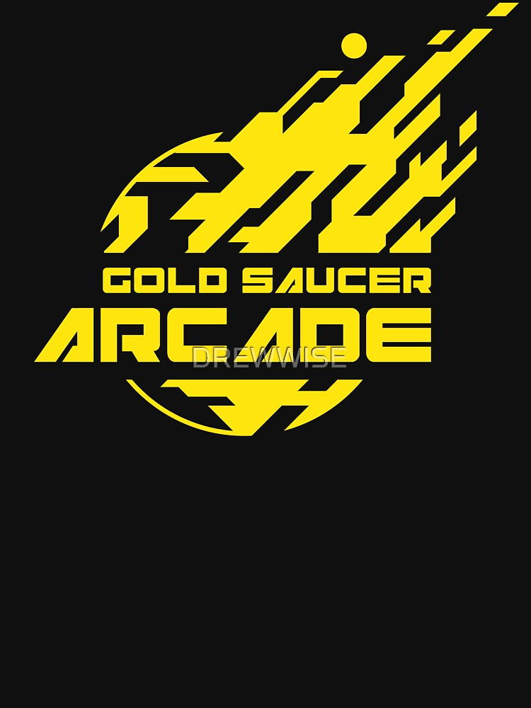 GOLD SAUCER ARCADE | Unisex T-Shirt