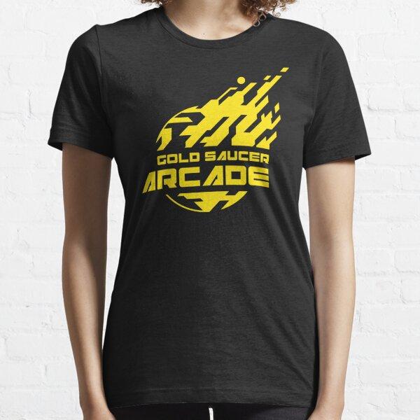 GOLD SAUCER ARCADE Essential T-Shirt