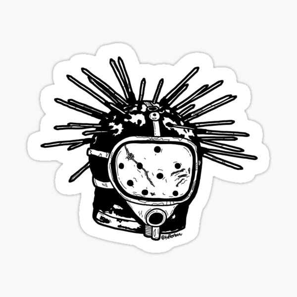 Masque Slipknot Self Titled Craig Jones Sticker