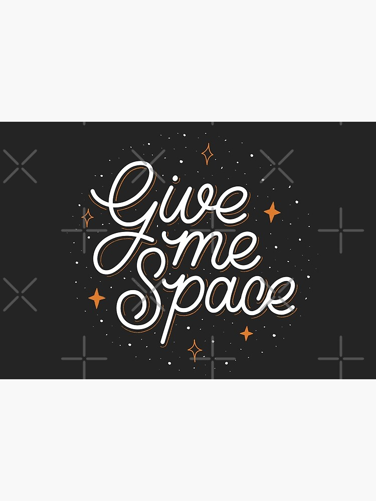 Give Me Space by kacien