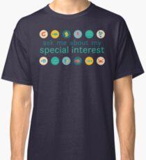 "Special Interest Series ""Marine"" Classic T-Shirt"
