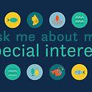 """Special Interest Series """"Marine"""" by Amythest Schaber"""